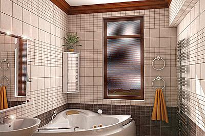 Мысли дизайнера – ванная комната