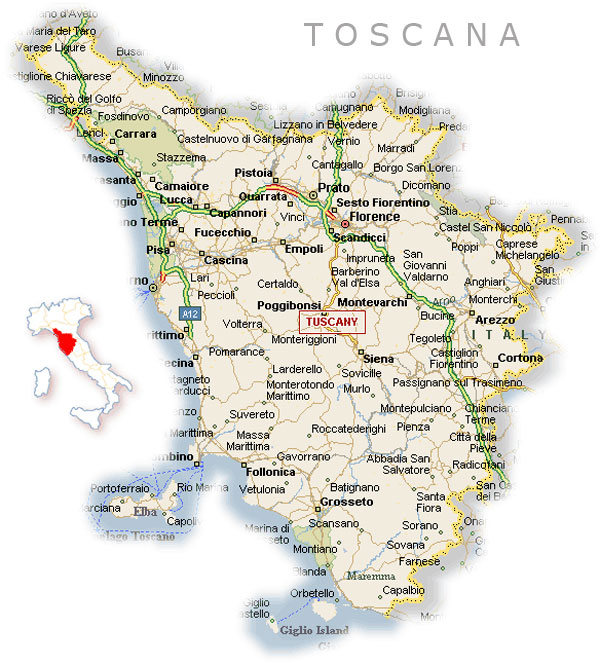 Путешествие по Тоскане: http://www.italynews.ru/encyclopedia_a126.html