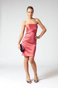 История моды коктейльной платье
