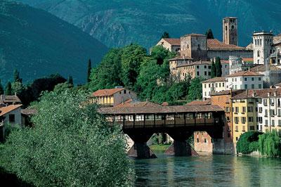 Мост в Бассано (Ponte di Bassano)