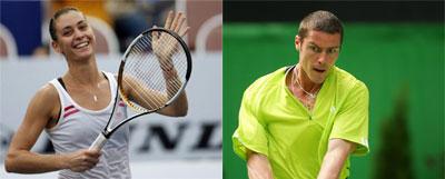 Лучшая теннисистка Италии мечтает закрутить роман с Маратом Сафиным