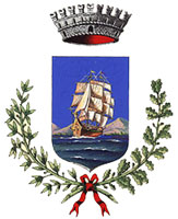 Герб города Порто Вальтравалья - Италия