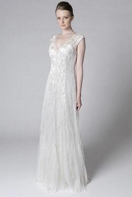Симфония Альберты Ферретти: свадебные платья 2010 - ItalyNews.RU