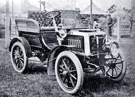 Модель 24HPсчитается первым автомобилем марки Alfa.
