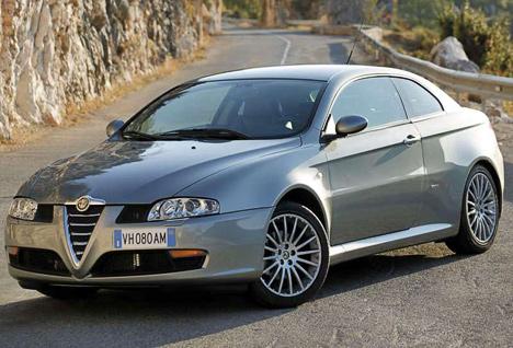 Построенное набазе 156-й модели купе GTнеможет похвастаться объёмами продаж.