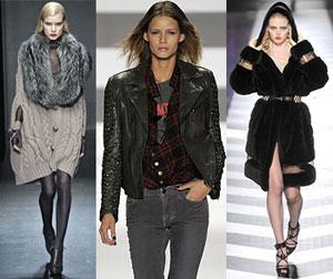 Модные женские куртки 2010