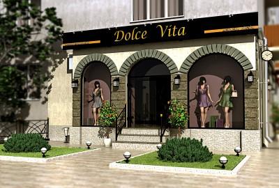 Магазины в италии