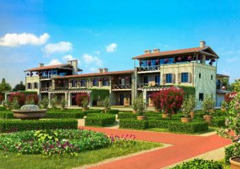 Купить квартиру в деревне италии