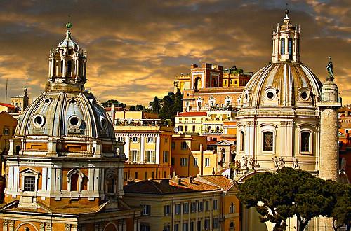 Туристические места в италии
