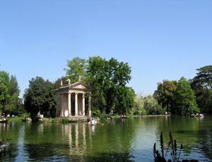 Вилла Боргезе (Villa Borgese)